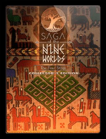 Сага о Девяти Мирах 2: Четыре оленя / Saga Of The Nine Worlds 2: The Four Stags (2017) PC