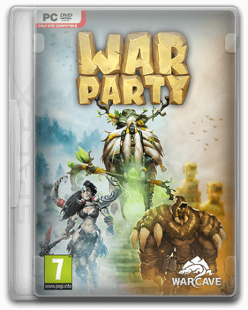 Warparty (2019) PC