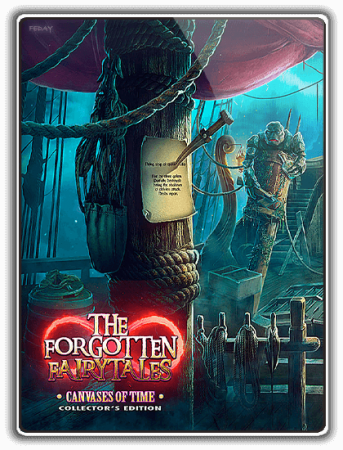 Забытые сказки 2: Холсты времен / The Forgotten Fairytales 2: Canvases of Time (2018) PC
