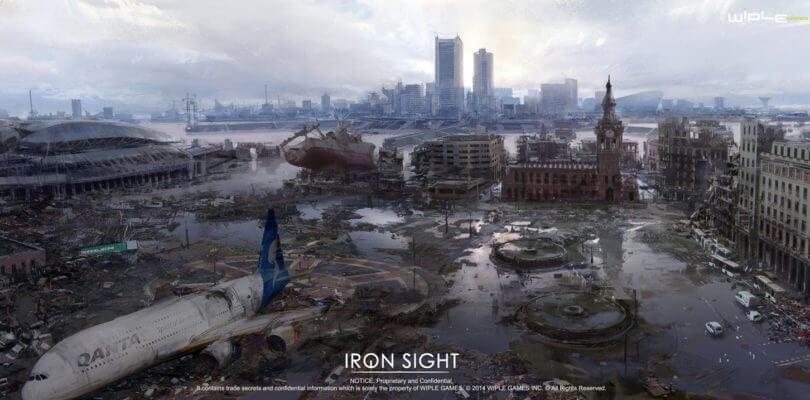 Ironsight скачать шутер с официального сайта - Игра