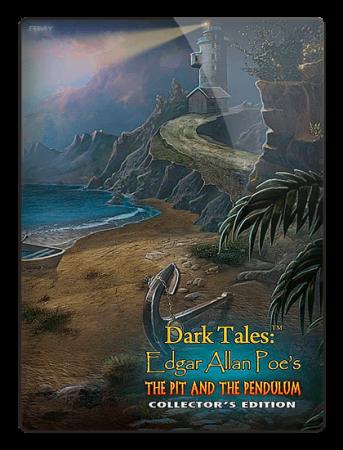 Темные истории 13: Эдгар Аллан По. Колодец и маятник / Dark Tales 13: Edgar Allan Poe's The Pit and the Pendulum