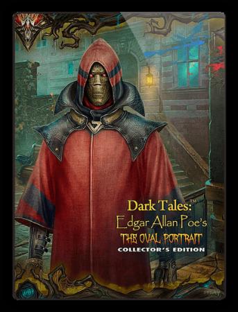 Темные истории 14: Эдгар Аллан По. Овальный портрет / Dark Tales 14: Edgar Allan Poe's. The Oval Portrait