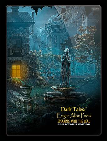 Темные истории 15: Эдгар Аллан По. Говорящий с мёртвыми / Dark Tales 15: Edgar Allan Poe's. Speaking with the Dead