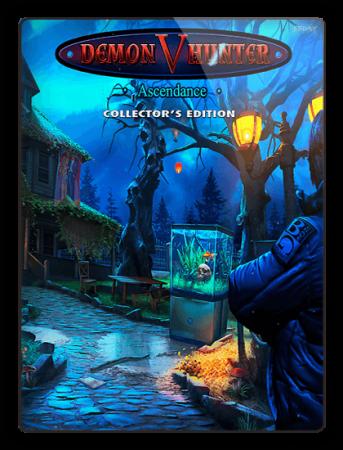 Охотник на демонов 5: Тайна музея / Demon Hunter 5: Ascendance