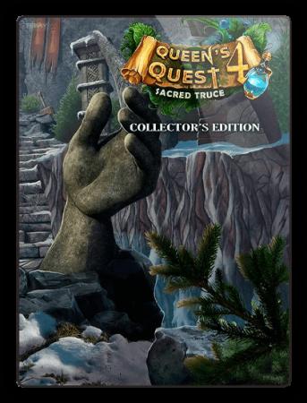 Королевский квест 4: Нарушенное перемирие / Queen's Quest: 4 Sacred Truce