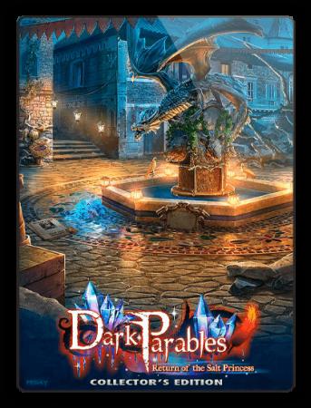 Темные притчи 14: Возвращение Солевой Принцессы / Dark Parables 14: Return of the Salt Princess