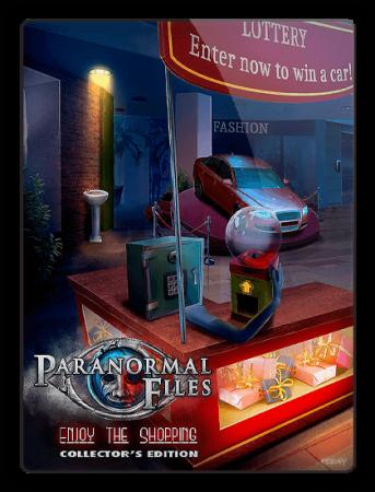 Секретные досье 3: Иллюзии в супермаркете / Paranormal Files 3: Enjoy the Shopping