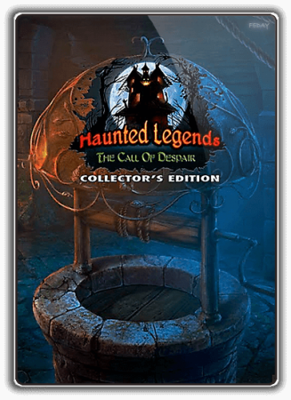 Легенды о призраках 14: Мольба отчаяния / Haunted Legends 14: The Call of Despair