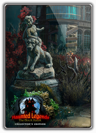 Легенды о призраках 10: Черный ястреб / Haunted Legends 10: The Black Hawk