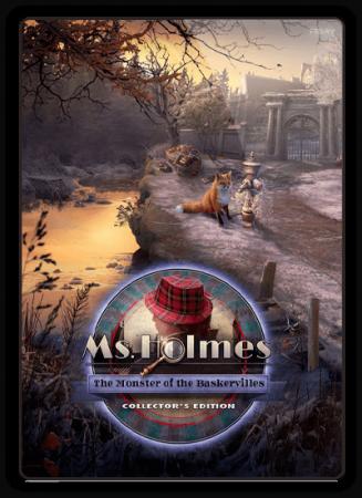 Мисс Холмс: Монстр Баскервилей / Ms. Holmes: The Monster of the Baskervilles