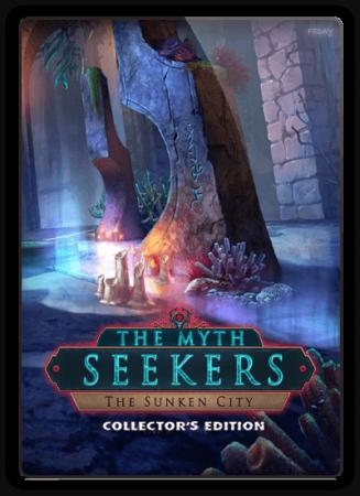 Искатели мифов 2: Затонувший город / The Myth Seekers 2: The Sunken City