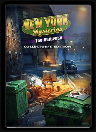 Квесты Загадки Нью-Йорка 4: Пробуждение / New York Mysteries 4: The Outbreak