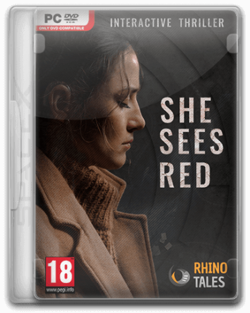 Она сердится / She Sees Red