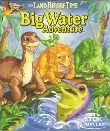 Земля до начала времен: приключения на воде / Land Before Time - Big Water Adventure