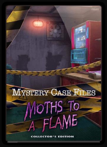 За семью печатями 19: Летящие на свет / Mystery Case Files 19: Moths to a Flame