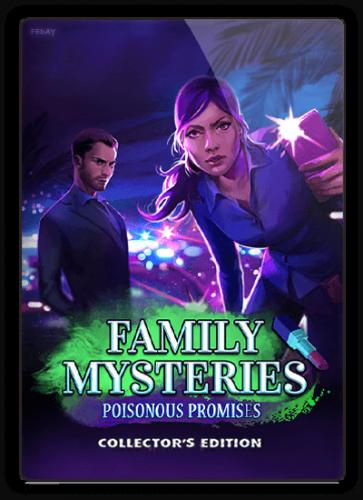 Семейные тайны: Медленный яд / Family Mysteries: Poisonous Promises