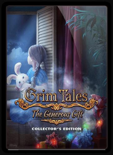 Страшные сказки 18: Щедрый подарок / Grim Tales 18: The Generous Gift