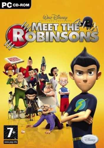 В гости к Робинсонам / Meet the Robinsons