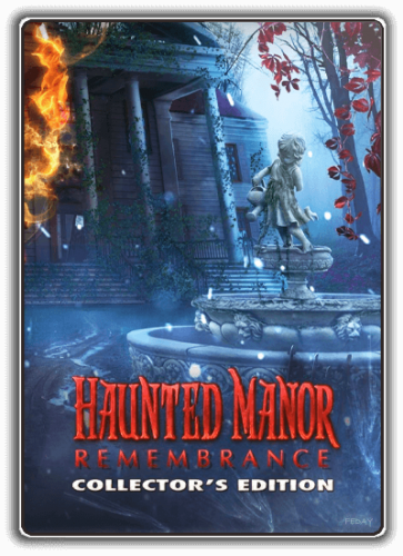 Призрачная усадьба 6: Воспоминания / Haunted Manor 6: Remembrance