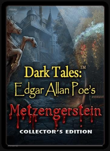 Темные истории 9: Эдгар Аллан По. Метценгерштейн / Dark Tales 9: Edgar Allan Poe's Metzengerstein