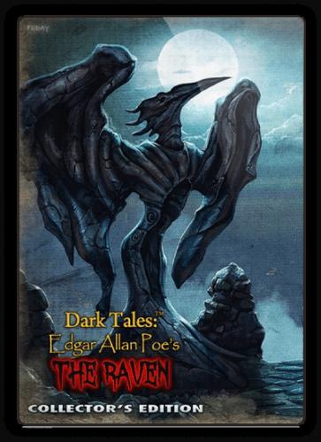 Темные истории 10: Эдгар Аллан По. Вещий ворон / Dark Tales 10: Edgar Allan Poe's The Raven