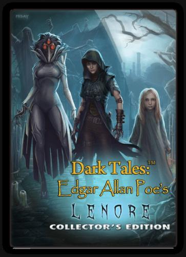 Темные истории 11: Эдгар Аллан По. Ленора / Dark Tales 11: Edgar Allan Poe's Lenore