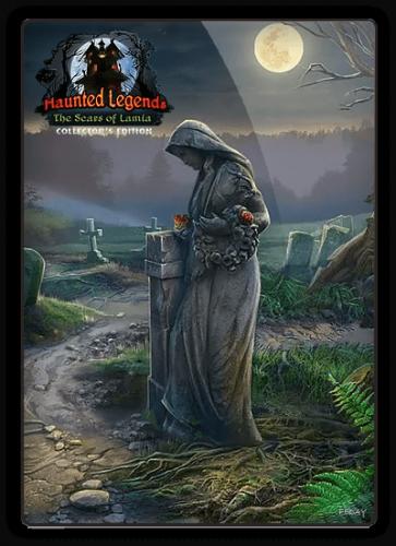 Легенды о призраках 15: Шрамы Ламии / Haunted Legends 15: The Scars of Lamia