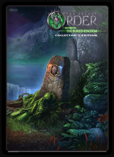 Тайный Орден 8: Возвращение в Затерянное королевство / The Secret Order 8: Return to the Buried Kingdo
