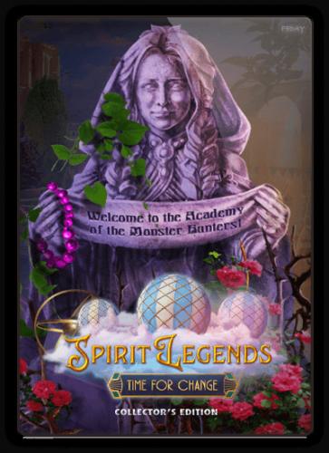 Легенды Духов 3: Время перемен / Spirit Legends 3: Time for Change