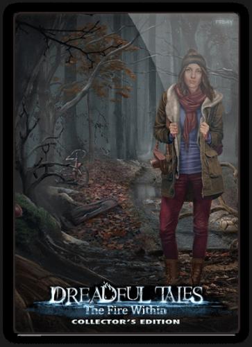 Жуткие истории 2: Огонь внутри / Dreadful Tales 2: The Fire Within