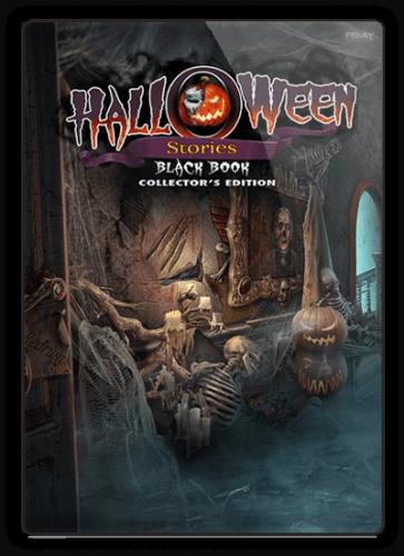 Хеллоуинские истории 2: Чёрная книга / Halloween Stories 2: Black Book
