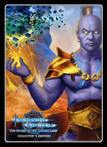 Зачарованное королевство 7: Секрет золотой лампы / Enchanted Kingdom 7: The Secret of the Golden Lamp