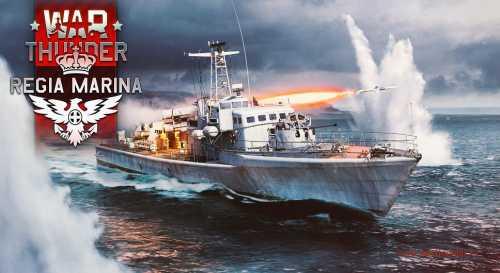 War Thunder Regia Marina