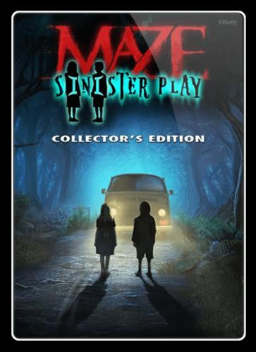 Лабиринт 5: Зловещая игра / Maze 5: Sinister Play
