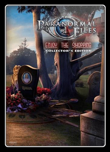 Паранормальные явления 3: Безумные ночи в торговом центре / Paranormal Files 3: Enjoy the Shopping