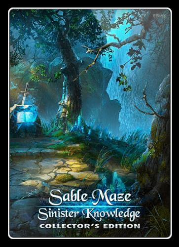 Темный лабиринт 6: Гибельное знание / Sable Maze 6: Sinister Knowledge