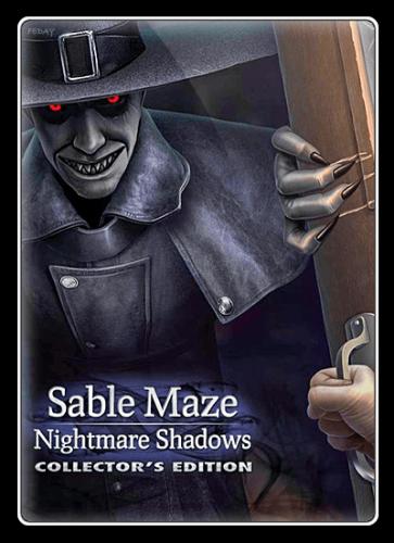 Темный лабиринт 7: Тени кошмара / Sable Maze 7: Nightmare Shadows