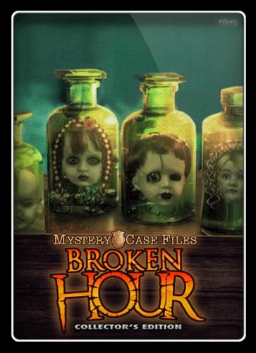 За семью печатями 14: Бой часов / Mystery Case Files 14: Broken Hour