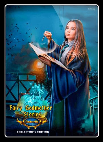 Сказки Феи Крёстной: Золушка / Fairy Godmother Stories: Cinderella