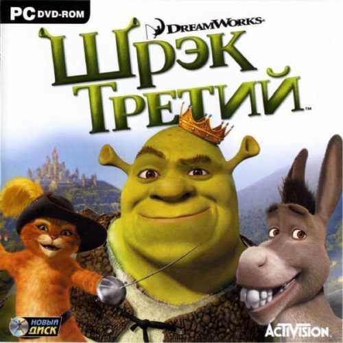 Шрек 3 / Shrek 3: The Video Game