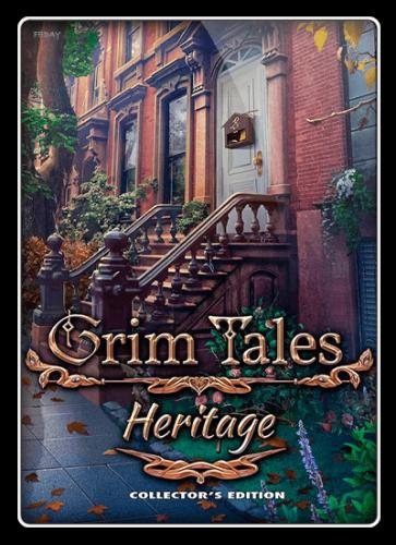 Страшные сказки 19: Наследие / Grim Tales 19: Heritage