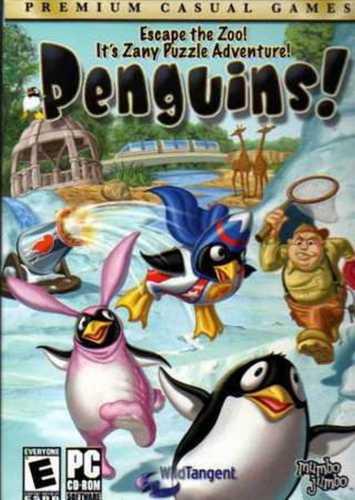 Пингвины! / Penguins!