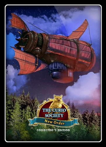 Антикварное общество 2: Новый порядок / The Curio Society 2: New Order