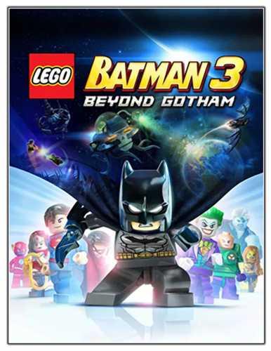LEGO Batman 3: Покидая Готэм / LEGO Batman 3: Beyond Gotham