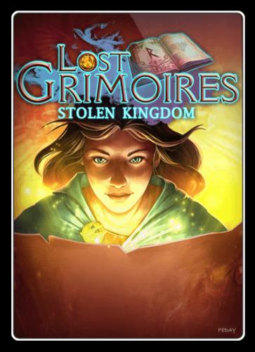 Утерянные гримуары: Краденое Королевство / Lost Grimoires: Stolen Kingdom
