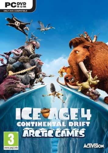 Ледниковый период 4: Континентальный дрейф. Арктические Игры / Ice Age 4: Continental Drift - Arctic Games