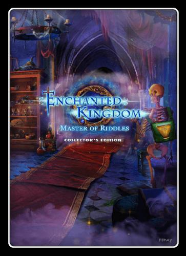 Зачарованное королевство 8: Мастер загадок / Enchanted Kingdom 8: Master of Riddles