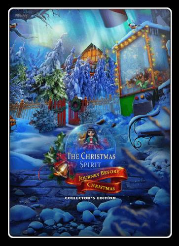 Дух Рождества 4: Путешествие перед Рождеством / The Christmas Spirit 4: Journey Before Christmas