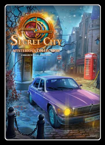 Тайный город 5: Таинственная коллекция / Secret City 5: Mysterious Collection