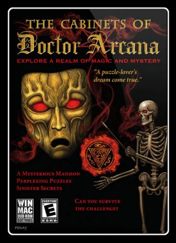 Кабинеты доктора Аркана / The Cabinets of Doctor Arcana
